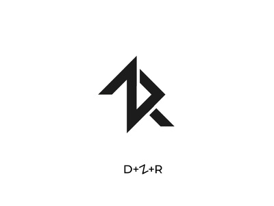 Logo for clothing brand r z d clothing