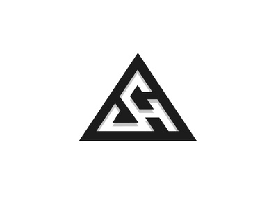 Logo for clothing brand. S+H+hills clothing h s