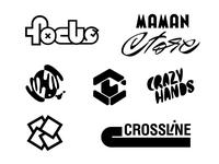 The next logo set