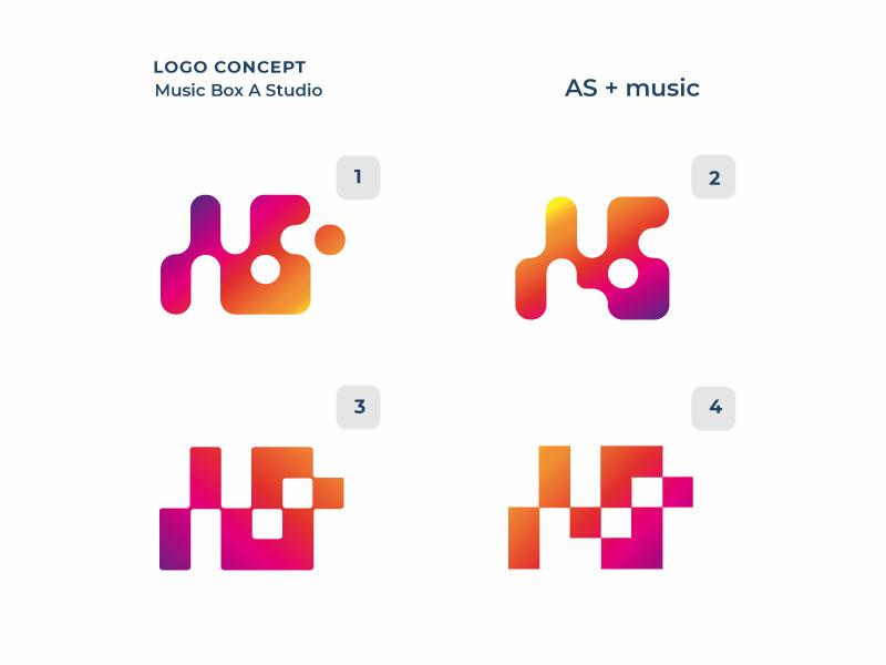 Logo exploration. music app music ico identity logomark logodesigner illustration branding logo