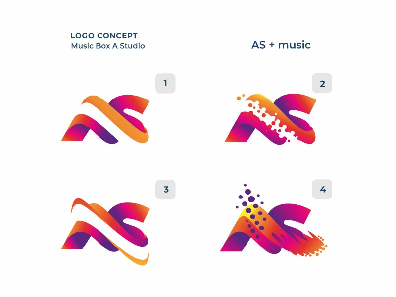 Logo exploration. music brand branding mark logodesigner logomark identity logo