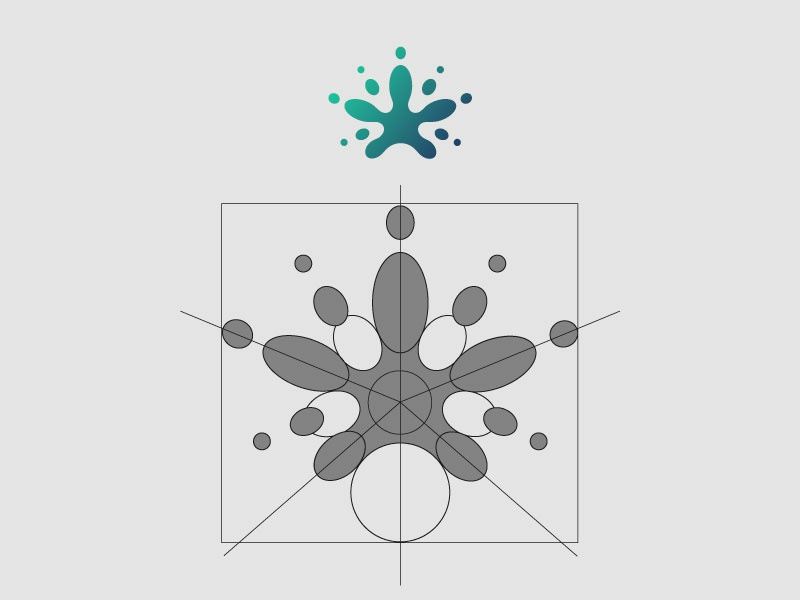 Logo Building cannabis brand ico app mark sign logodesigner identity branding logo
