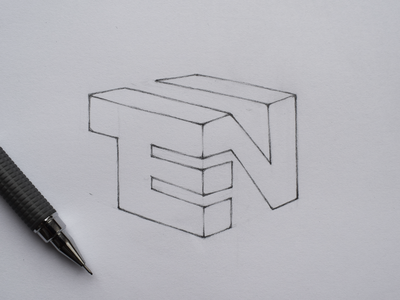 New logo conсept TEN