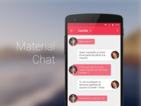Material Chat