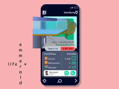 Property Oppering | Mobile Phone oppering agent porpertyapps porpertyapps design uidesign