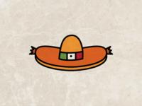 El Mexicano - Mexican Sausage Logo