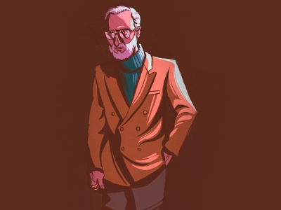 Oliver Young visual development concept art comic procreate comics graphic novel character design illustration