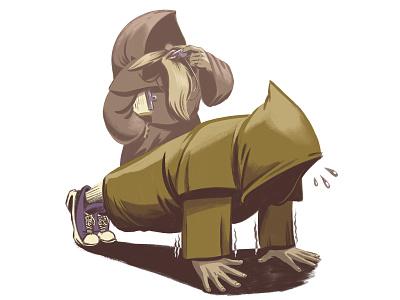Your Creative Growth Plan digital painting comic comics procreate character design illustration