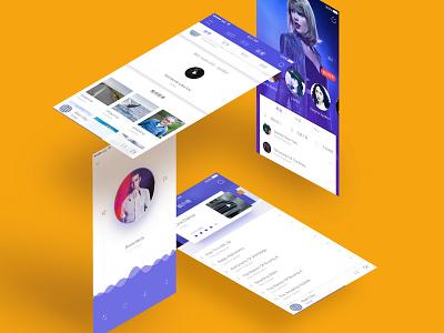 Baidu music 2.0项目整理 ui music baidu
