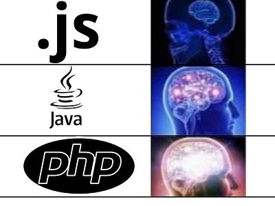 Programmer brains 😀 javascriptdeveloper js python java php sharemore learnmore avianceschool error websites hosting unix linux stackoverflow developers coders javascript memes technical technologies