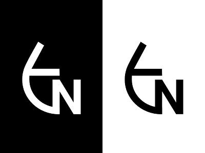 2020 YN logo design affinity designer logo logo design