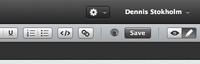 Webapp interface excerpt #2