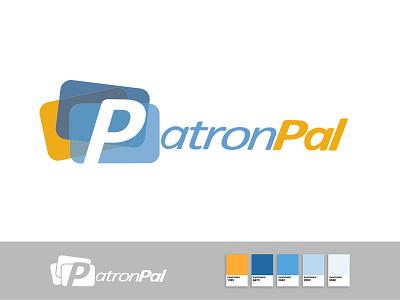 PatronPal brand design logo