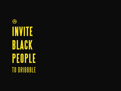 Invite Black People to Dribbble fight what matters rest in power brazil usa american joão pedro breonna taylor miguel george floyd dribbble invitation dribbble invite dribbble antiracism black desingers black lifes people of color black people black black lives matter