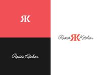 Rosie's Kitchen Logo Concept