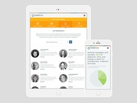 FranklinCovey Responsive Site