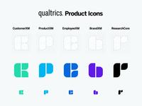 Qualtrics Product Icons