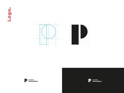 Logo - Teatro Petruzzelli flat logo minimal branding