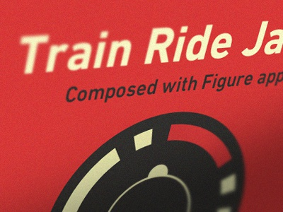 Train Ride Jams art-directed article din music