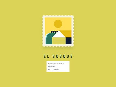 "Book cover ""El Bosque"""