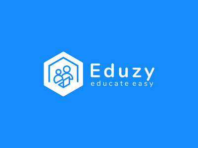 Eduzy creative design graphicdesign minimalist logo icon design graphic design logo