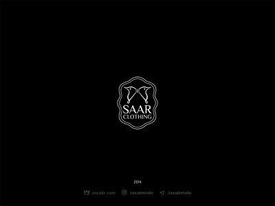 Logo Design for SAAR Clothing