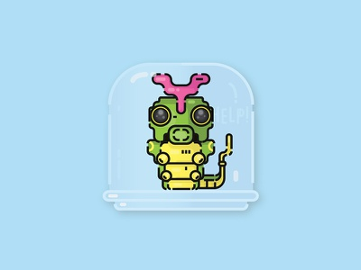 Favorite Childhood Toy Sticker pokemon go gaming bug monster catch capsule childhood caterpie christmas collectible toy pokemon
