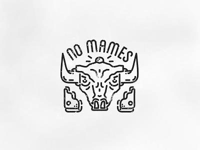 No Mames Buey animal cabeza head mexico meat bull wey mames buey guey no