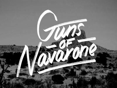 Guns of Navarone