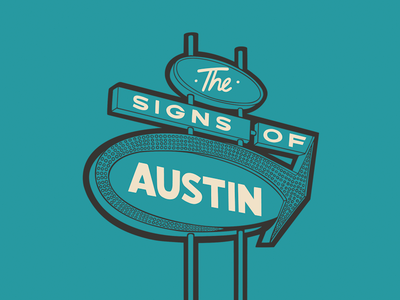 Signs Of Austin