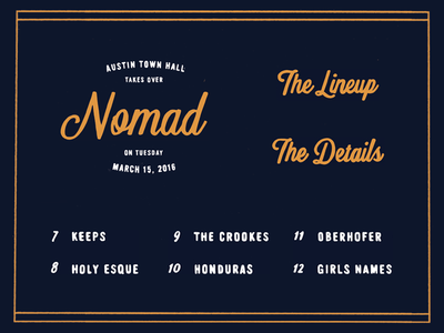Nomad Party