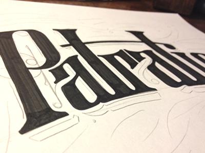 Patration sketch