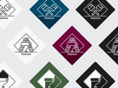 Painters paint logo