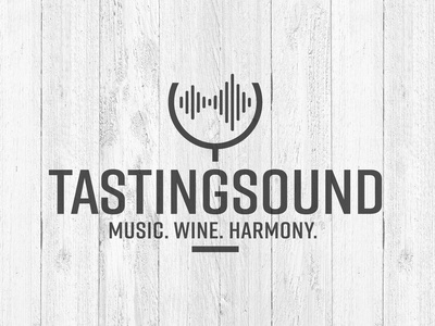 WIRTZ.DESIGN project tastingsound illustration typography branding logo design