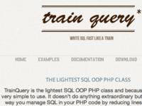 TrainQuery Website