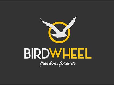 Bird Wheel Logo logo designer logo logo design branding logo branding branding logotype logo design