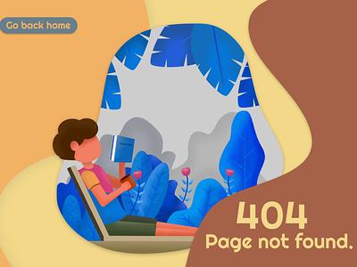 Day 8 - Daily UI Challenge -404 webdesign design 404 not found 404 error daily 100 challenge ui dailyuichallenge dailyui 008 dailyui