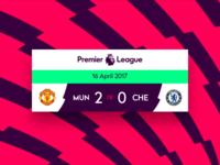 Premier League Widget