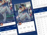 Player Card Page Redesign