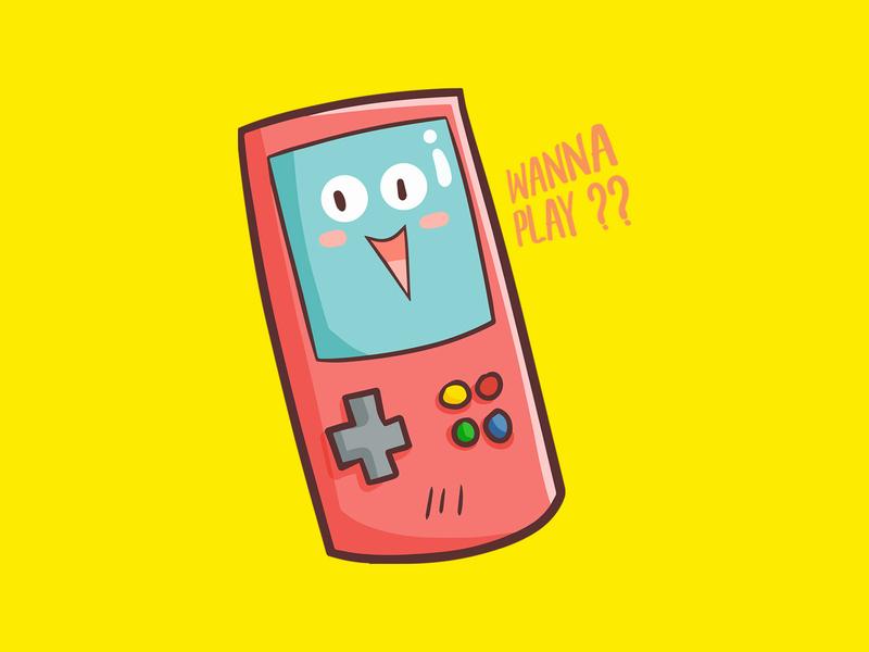 Portable game