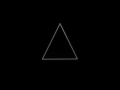 Pyramid Animation greyscale modern blackandwhite pyramid video aftereffects 3d cinema4d animation