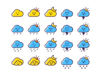 Lovely Weather Icon