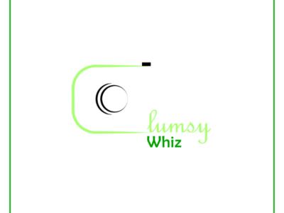 Clumsy_whiz (photography) logodesigner branding logo