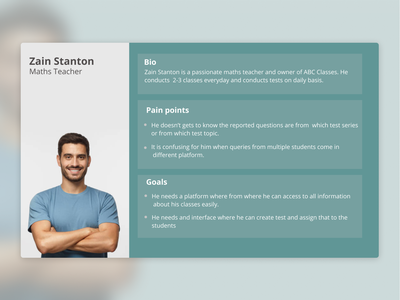 User persona inspiration uxui user profile persona ui uidesign user interview persona user personas user persona