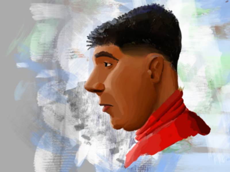 Ralph digitalpainting illustration