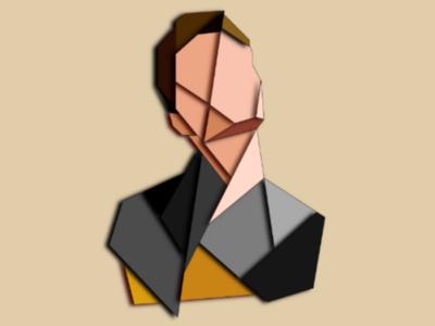Avatar geometricart illustrations