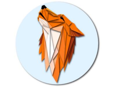 Foxy illustrations vector art fox