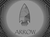 The Green Arrow illustration art challenge