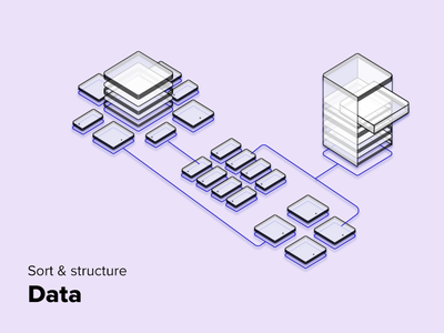 Sort & structure  Data