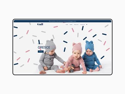 Guil alaska shop brand design shopify development ecommerce website webdesign web